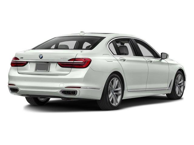 2016 BMW 7 Series 4dr Sdn 750i XDrive AWD In Edison NJ