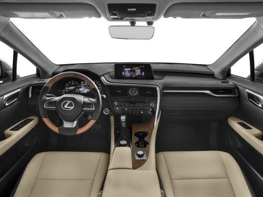2015 lexus rx 350 manual