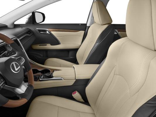 2016 Lexus Rx 350 Awd 4dr In Edison Nj Open Road Bmw