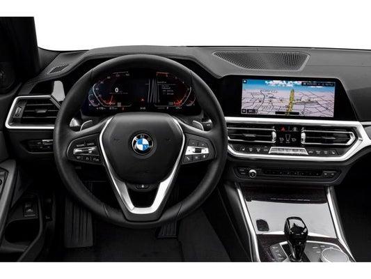 2019 BMW 3 Series 330i xDrive Sedan North America