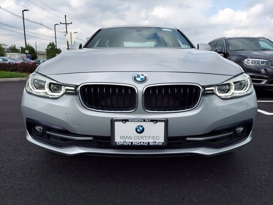 2018 BMW 3 Series >> 2018 Bmw 3 Series 330i Xdrive Sedan