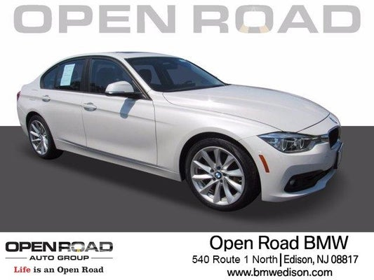 2018 BMW 3 Series >> 2018 Bmw 3 Series 320i Xdrive Sedan